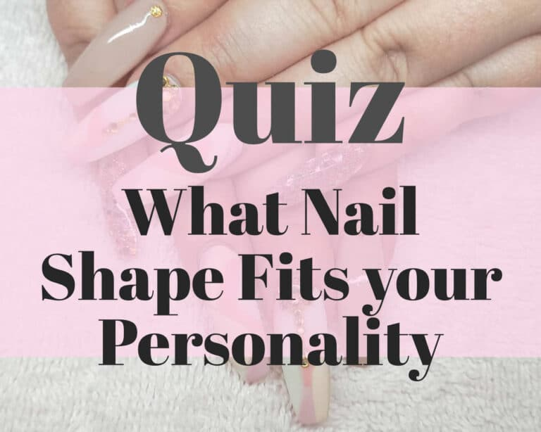 What nail Shape Best Fits Your Personality